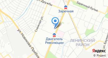 Автошкола Авто-Профи-НН на карте