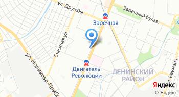 Юридическая компания Торгова и партнеры на карте