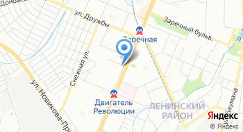 Русские пельмени на карте