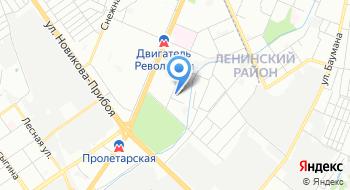 Союз Печать на карте