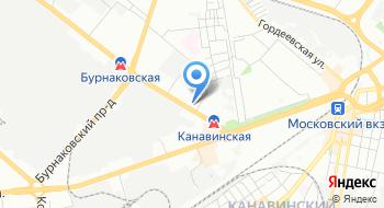Терминал-Пак на карте