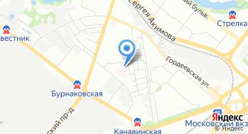 Клиника пластической хирургии Соколова Михаила Анатольевича на карте