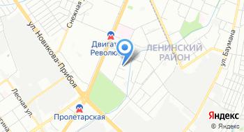 Интернет-магазин 61Sekunda.ru на карте