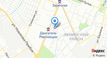 Ленинское отделение переливания крови № 2 филиал Нижегородского областного центра крови имени Н. Я. Климовой на карте