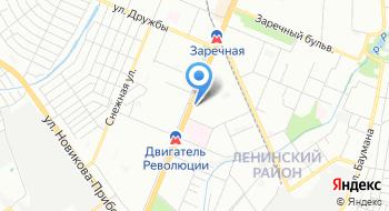 Скаймастер на карте