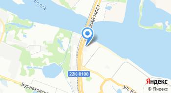 Интерьер-Авто52 на карте