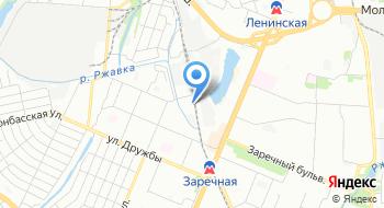 Агроклевер на карте