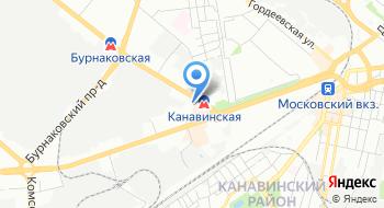 Сайт НН на карте