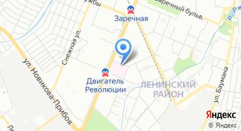 Городская больница № 33 на карте