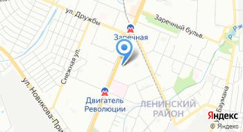 Салон-парикмахерская Мадам Кольцова на карте