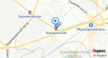 Нижегороджелдорпроект, филиал Росжелдорпроект на карте