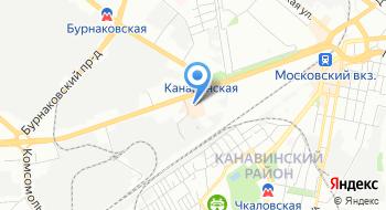 Интернет-компания АртГорький на карте