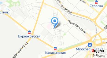 Ветошка.РФ-оптовая компания на карте
