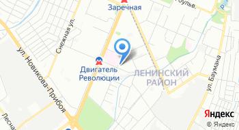 Домоуправляющая компания Ленинского района на карте