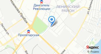 Городская больница №33 Женская консультация на карте