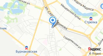 Багетная мастерская Турусовых на карте