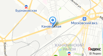 Единый центр СРО на карте