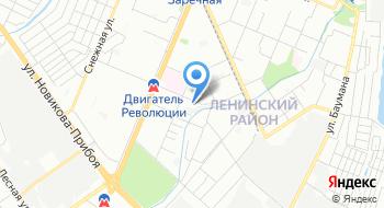 Часовой интернет-магазин Time4you.ru на карте