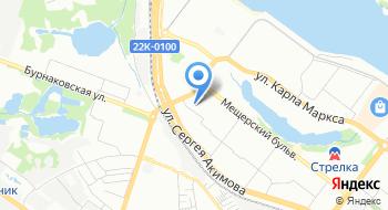 ГКОУ Детский дом №5 на карте