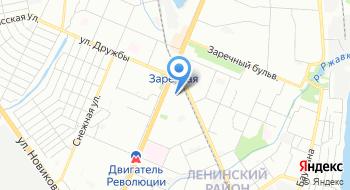Управление образования администрации Ленинского района на карте