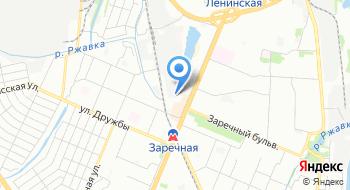 Центр установки глушителей на карте