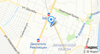 Нотариус Абрамова Елена Львовна на карте
