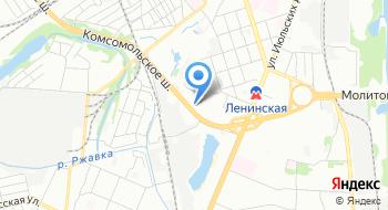Аль-Текс, филиал в г. Нижнем Новгороде на карте