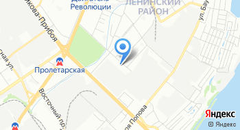 Гостхимпром на карте