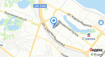 ГБУЗ Но Детская городская поликлиника № 19 на карте