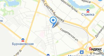 Росмастер-НН на карте