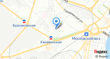 Межрайонная ИФНС России по ЦОД по Нижегородской области на карте