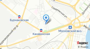 Смистар-НН на карте