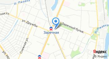 Лотереи Нижнего Новгорода на карте