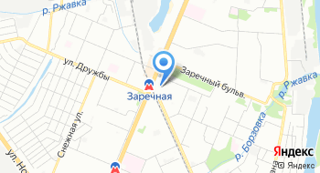 Сауна на карте