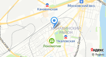 Автомойка Айтаж на карте