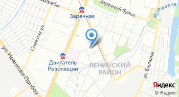 Отдел военного комиссариата Нижегородской области по Ленинскому и Канавинскому районам на карте