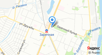 Кинотеатр Россия на карте