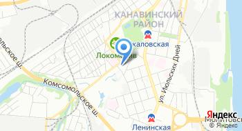 Установочный центр АвтоЛик на карте