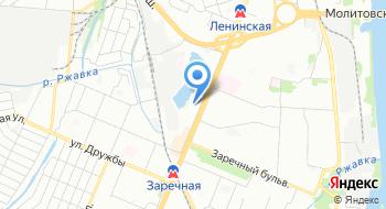 Студенческий бизнес-инкубатор при ННГУ им. Н.И. Лобачевского на карте