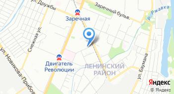 Отдел полиции № 3 Управления МВД России по Нижнему Новгороду на карте