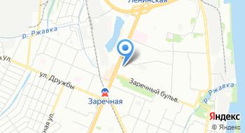 Афиша Нижний Новгород на карте