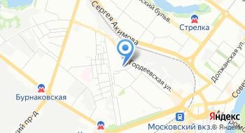 Интернет-магазин КрупШоп на карте
