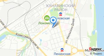 ИФНС России по Канавинскому району г.Н.Новгорода на карте