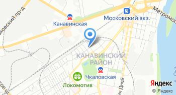 Российский навигатор труда на карте