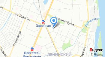 Детский сад №325 на карте