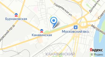 Нижегородский цифровой сайт Chip52.ru на карте