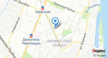 ИФНС России по Ленинскому району г.Н.Новгорода на карте