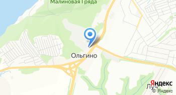 Автосервис АТМ на карте