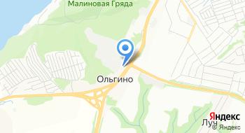 Гаражный кооператив Ольгино на карте