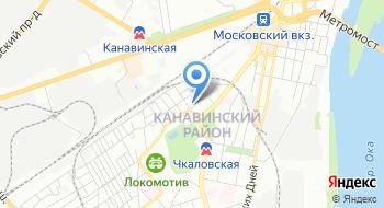 РусПерсонал на карте